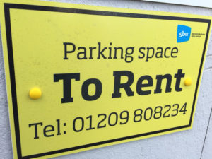 Parking Space To Rent