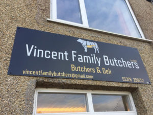 Vincent Family Butchers Cornwall