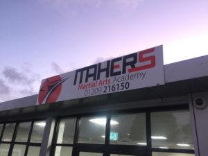 Mahers Martial Arts Academy Cornwall