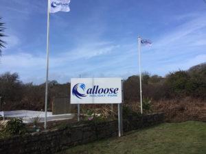 Alloose Holiday Park Cornwall
