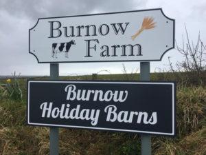 Burnow Farm Cornwall