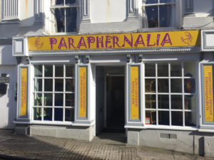 Paraphernalia Cornwall