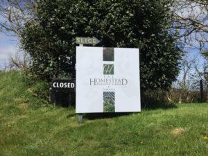 Homestead Woodland Garden and Tearoom