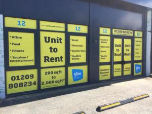 Unit to Rent Cornwall Camborne