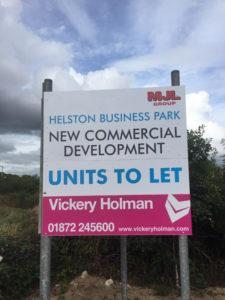 Helston Business Park