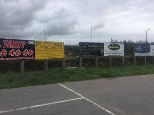 Helston RFC Car Park