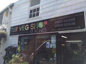 The Veg Shop St Agnes