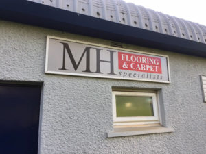 Business Signs in Cornwall