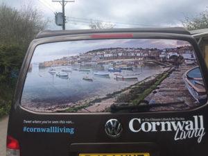 Cornwall Living Van Carla