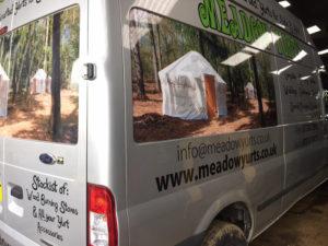 Meadow Yurts Van Cornwall