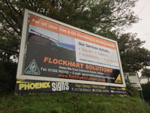 Billboard Printing Cornwall