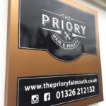 The Priory Falmouth Cornwall
