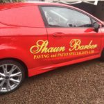 Vehicle Graphics in West Cornwall