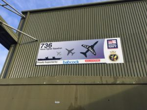 Large Sign Install Cornwall