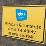 Parking Signs Cornwall