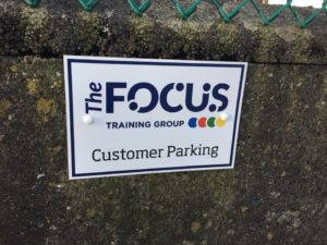Customer Parking Cornwall