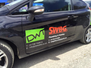 Vehicle Graphic Helston